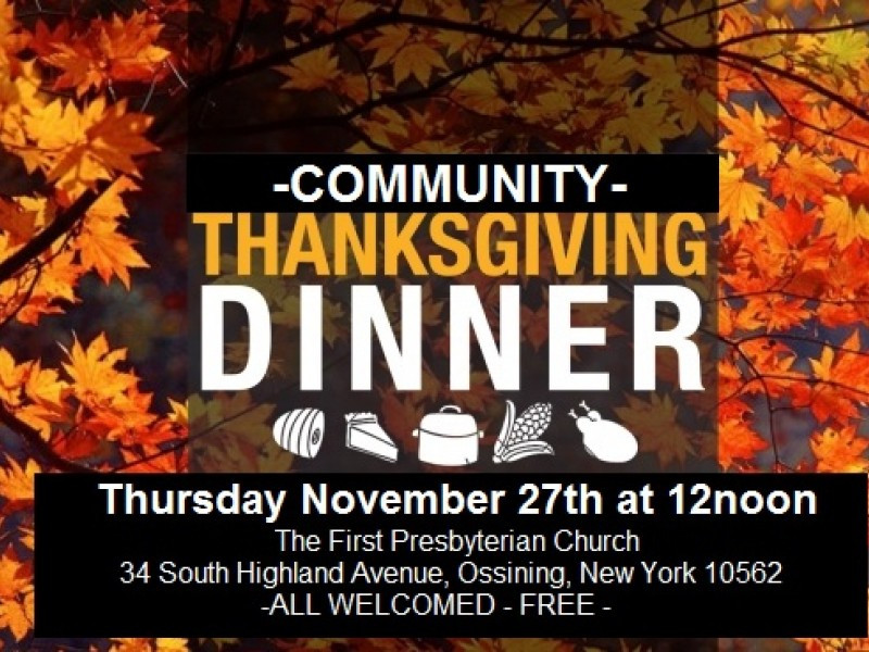 Stop And Shop Thanksgiving Dinner  Snow Won t Stop munity Thanksgiving Dinner