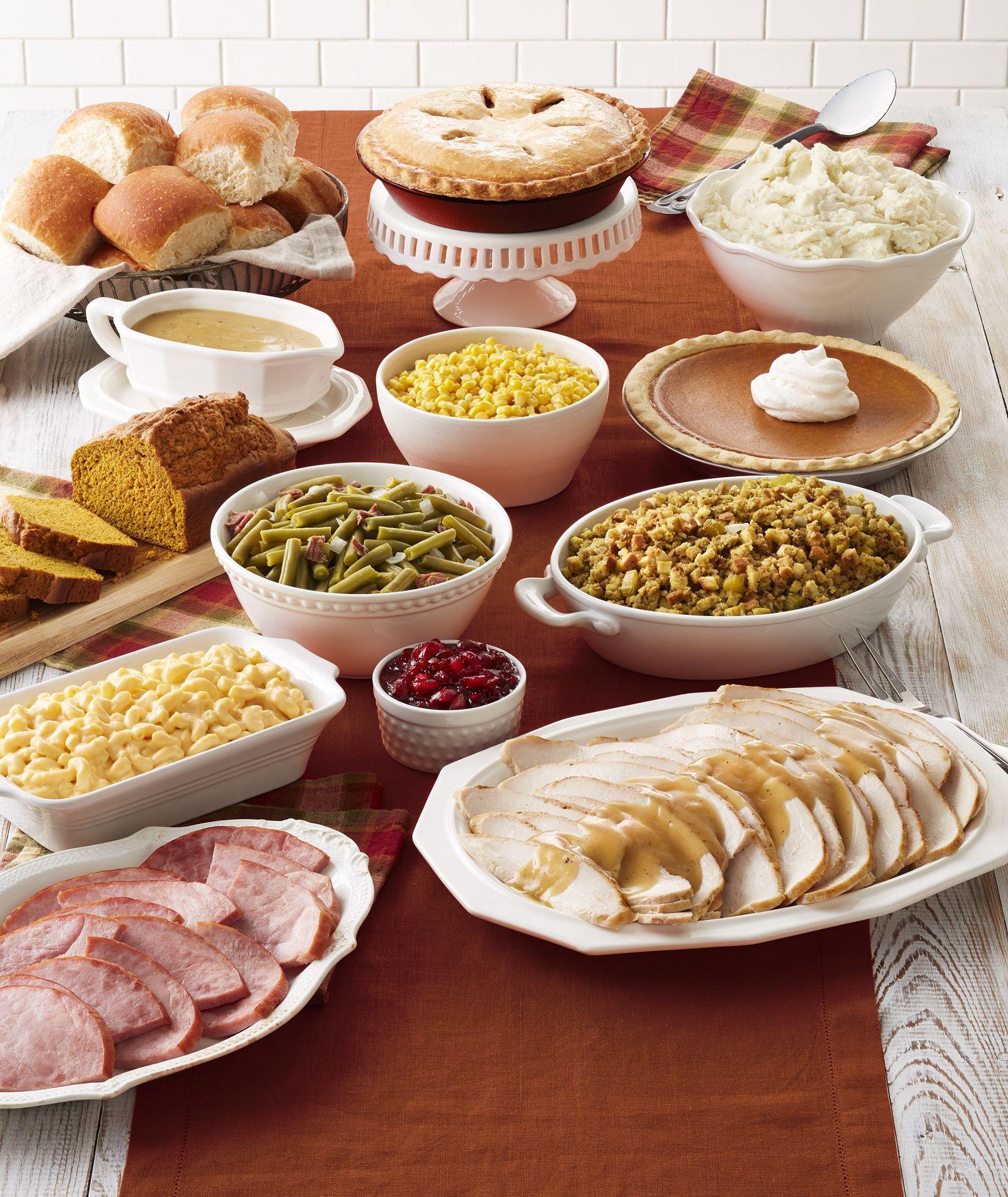 Stop And Shop Thanksgiving Dinner  Bob Evans Restaurants A e Stop Shop For All