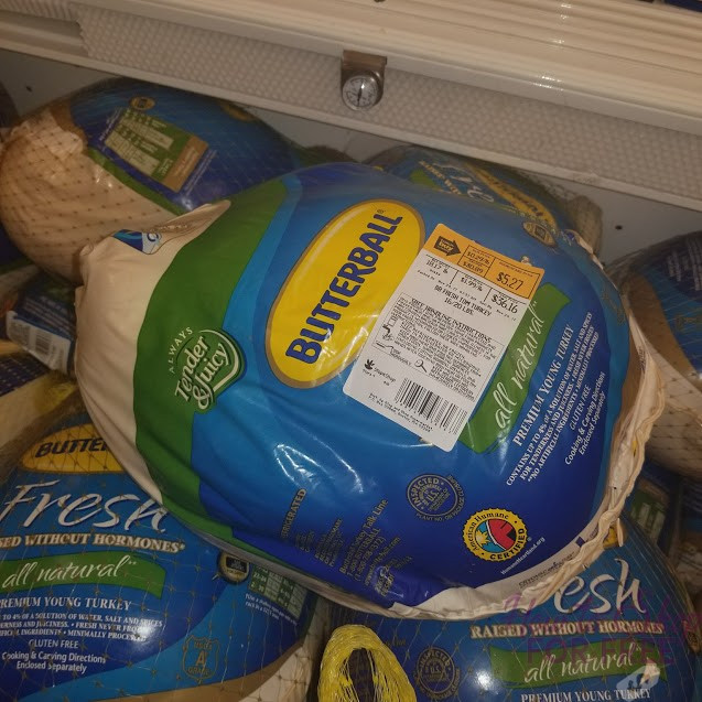 Stop And Shop Thanksgiving Dinner  Butterball Turkey only $ 29 lb at Stop & Shop