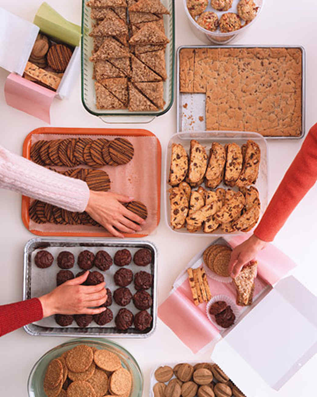 Storing Christmas Cookies  Storing and Packaging Cookies