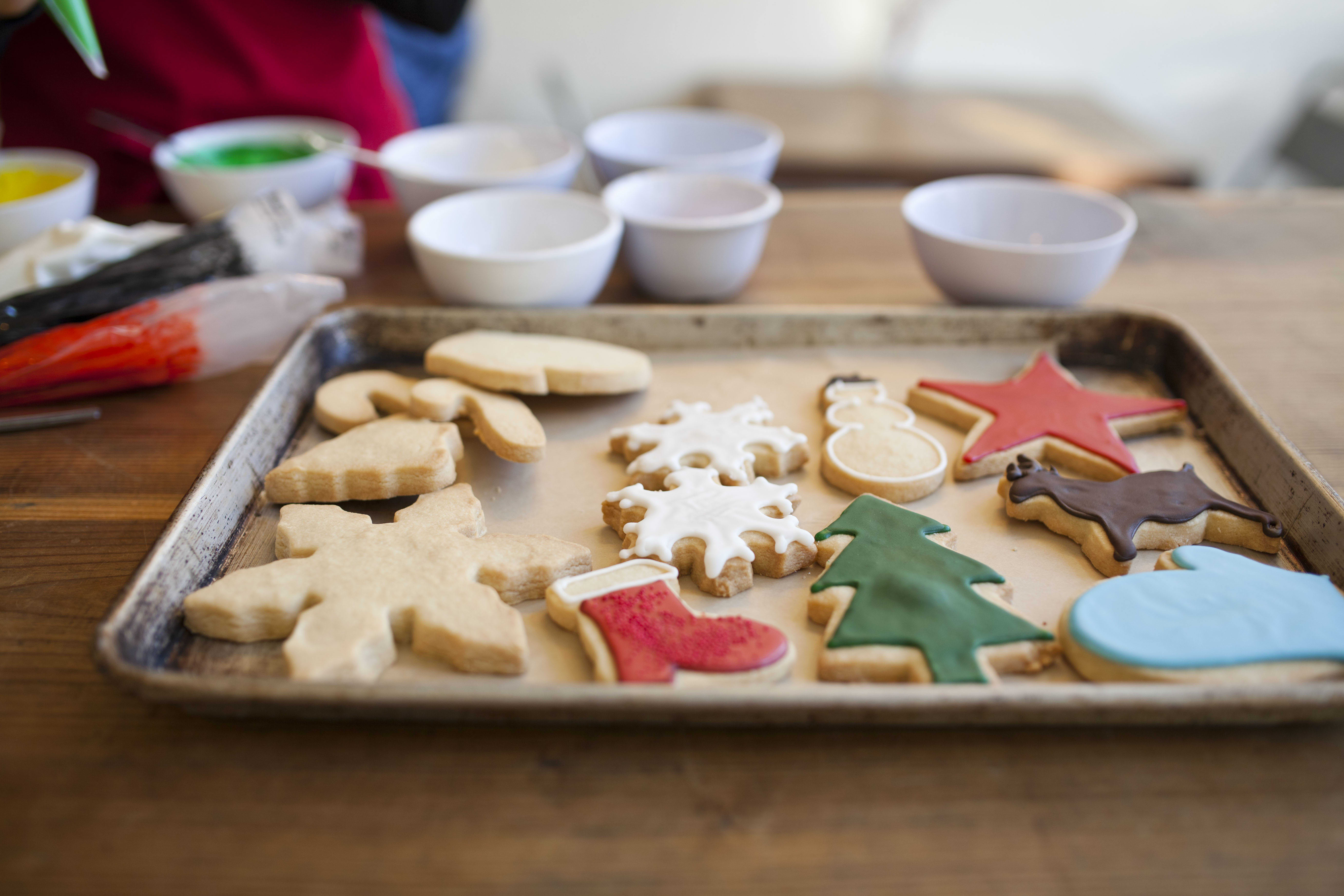 Storing Christmas Cookies  What's the Best Way to Store Holiday Cookies