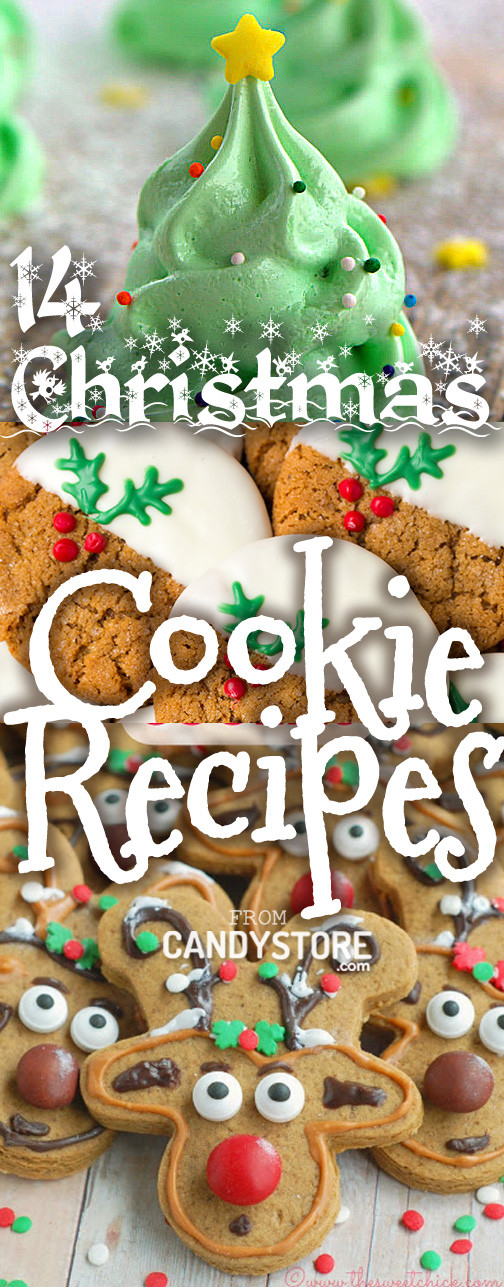 Storing Christmas Cookies  14 Fun Christmas Cookies & Desserts CandyStore