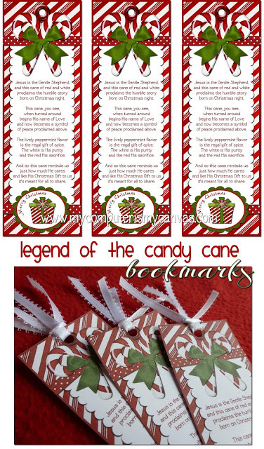 Story Of The Candy Cane At Christmas  My puter is My Canvas FREEBIE Candy Cane Legend