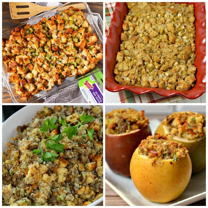 Stuffing Thanksgiving Side Dishes  Classic Thanksgiving Side Dishes with a Modern Twist
