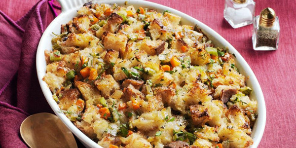 Stuffing Thanksgiving Side Dishes  THANKSGIVING SIDE DISHES YOU CAN MAKE IN ADVANCE