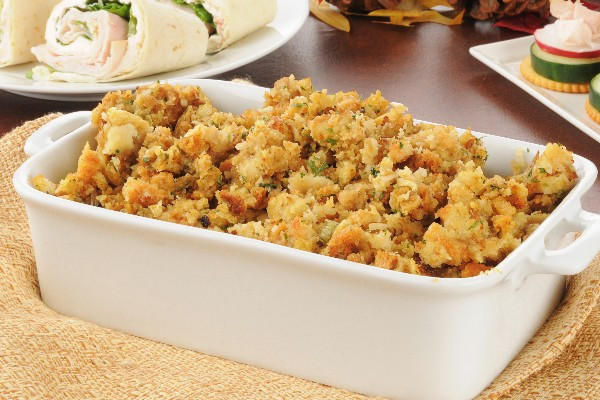 Stuffing Thanksgiving Side Dishes  Bread and Celery Stuffing