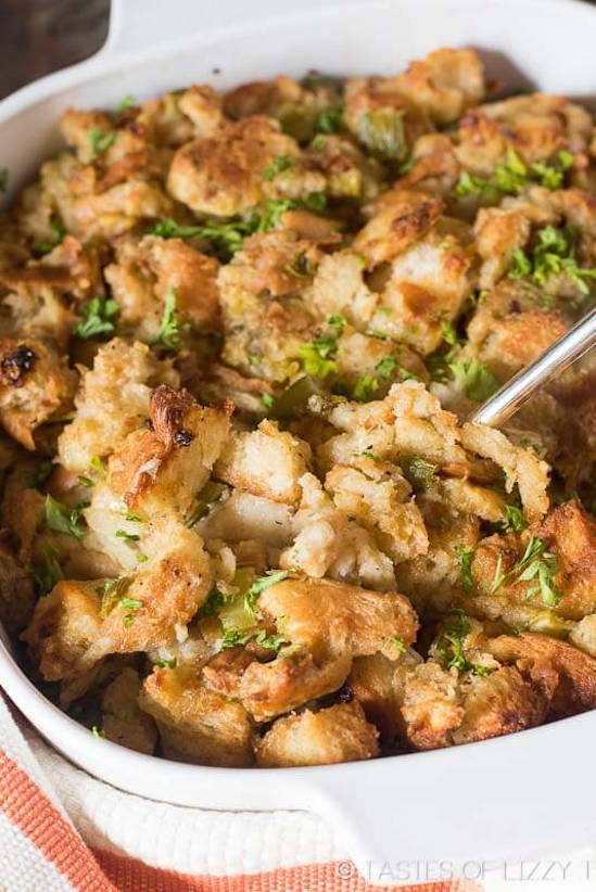 Stuffing Thanksgiving Side Dishes  Best Thanksgiving Side Dishes The Classics