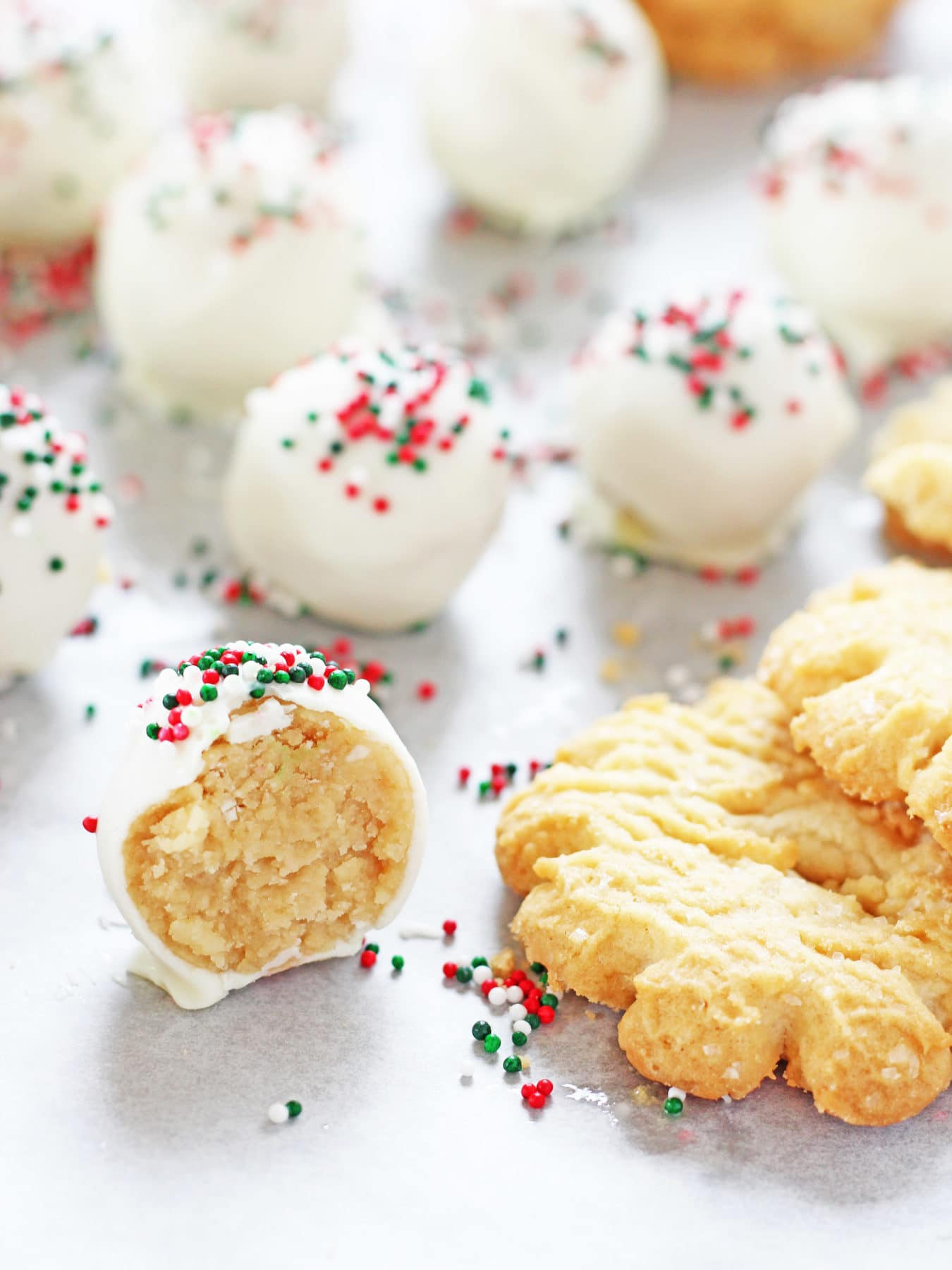 Sugar Christmas Cookies Recipe  Christmas Cookies Easy Christmas Recipes The 36th AVENUE