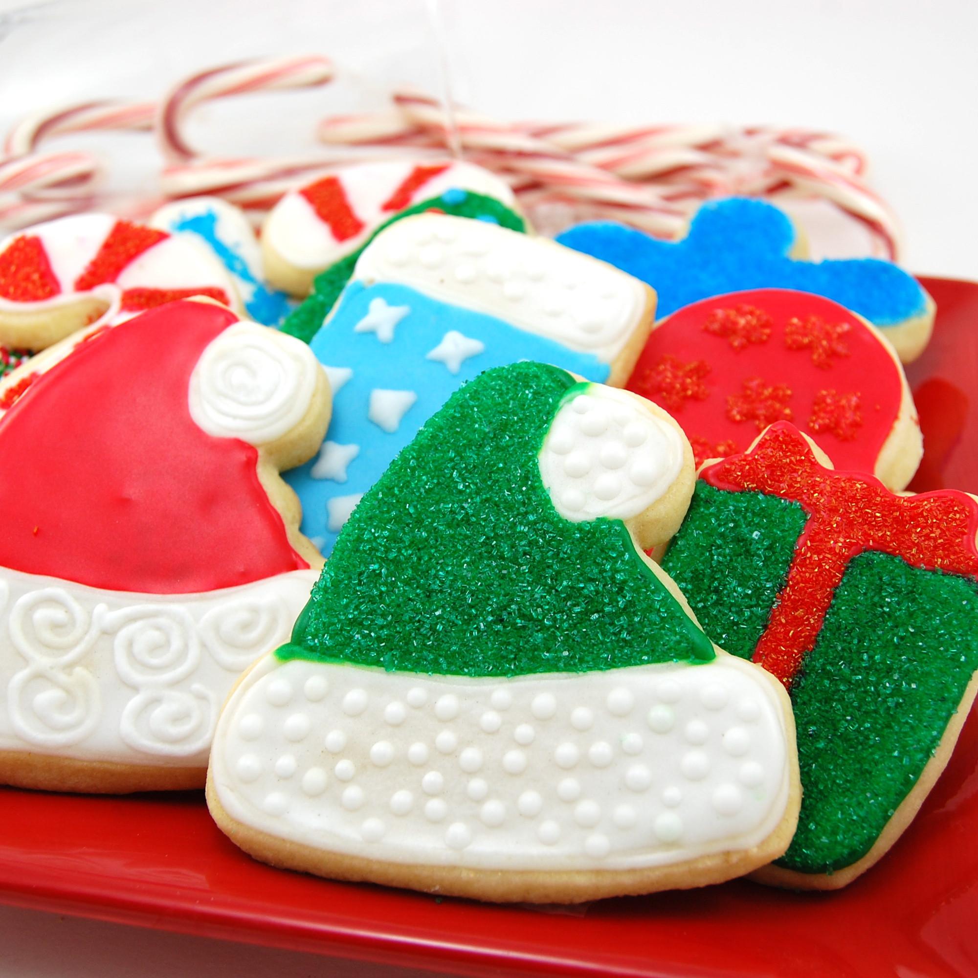 Sugar Cookies Christmas  December 2011