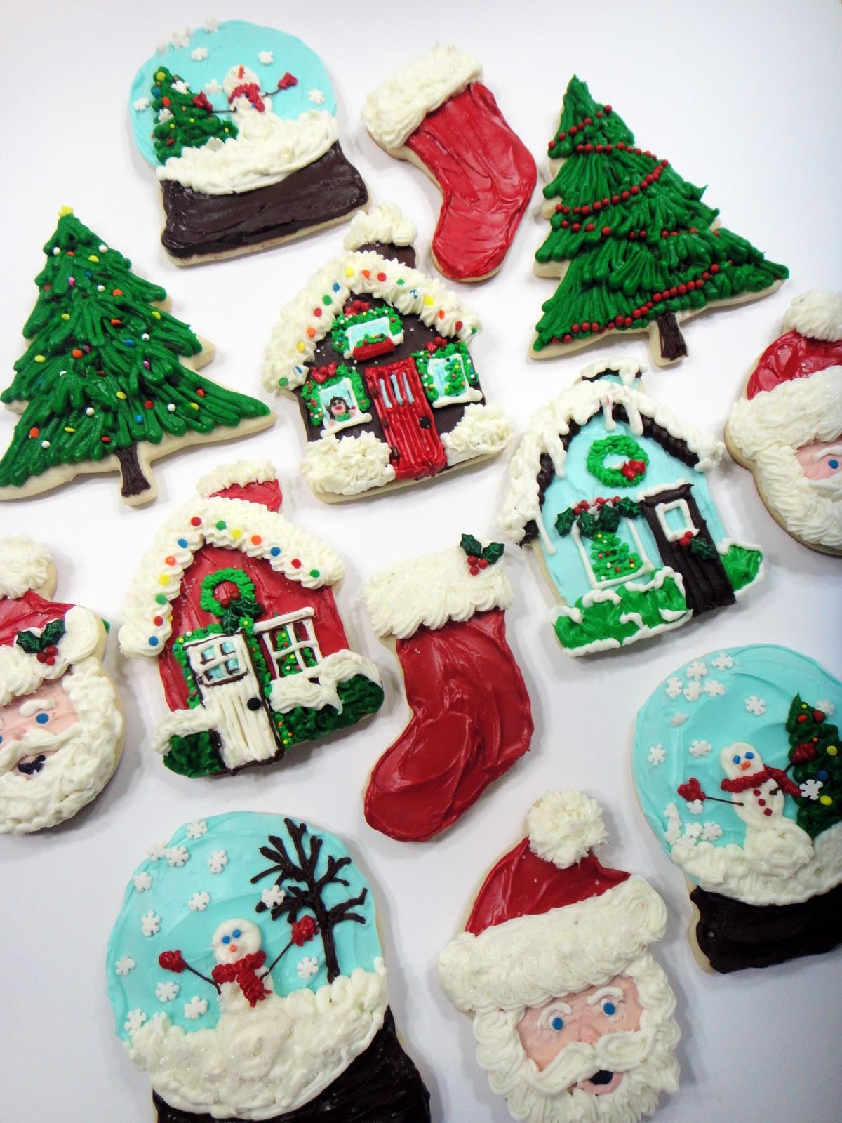 Sugar Cookies Christmas  Worth Pinning Christmas Sugar Cookies