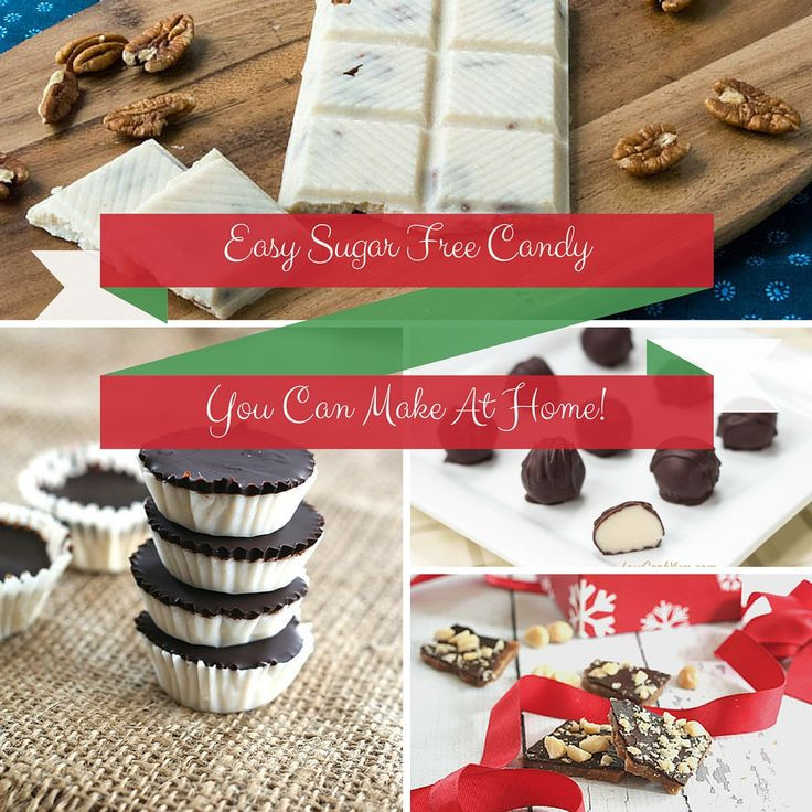 Sugar Free Christmas Candy  30 Sugar Free Christmas Can s You Can Easily Make At