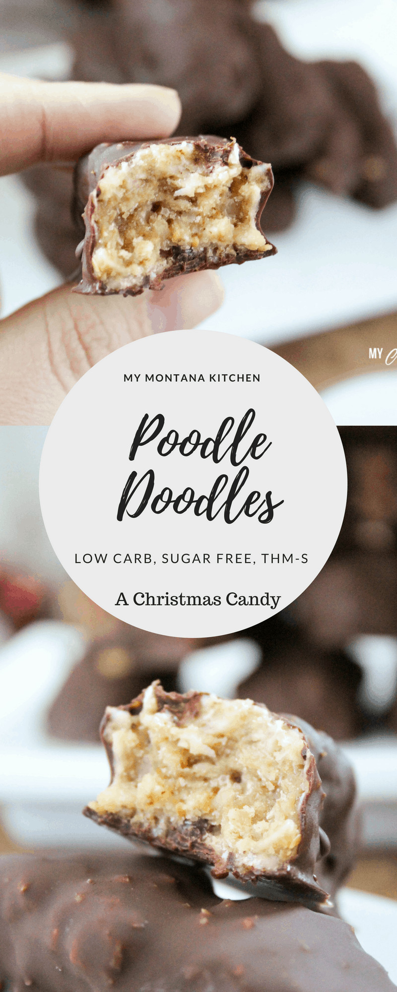 Sugar Free Christmas Candy  Poodle Doodles
