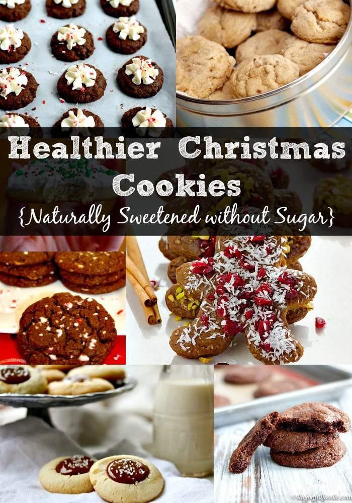 Sugar Free Christmas Cookie Recipes  10 Healthier Christmas Cookie Recipes Refined Sugar Free