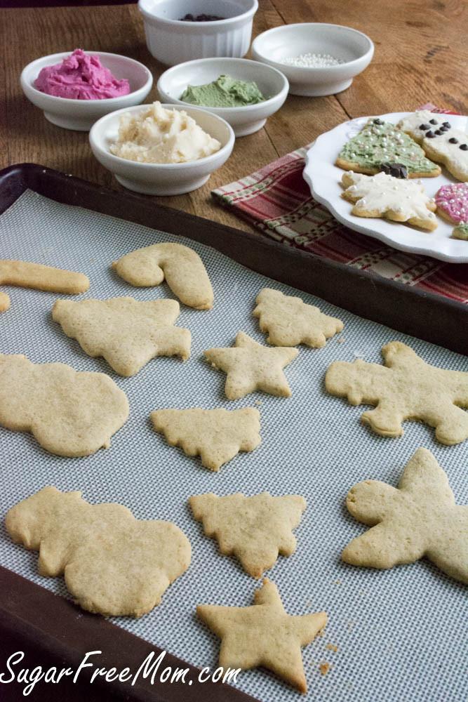Sugar Free Christmas Cookie Recipes  Sugarless Low Calorie Sugar Cookies