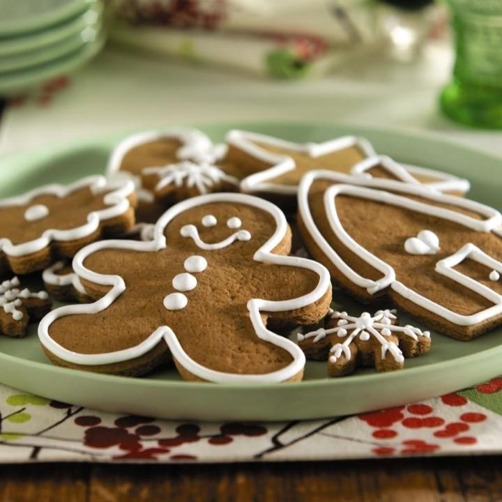 Sugar Free Christmas Cookie Recipes  Splenda Sugar Free Gingerbread Cookies for Christmas