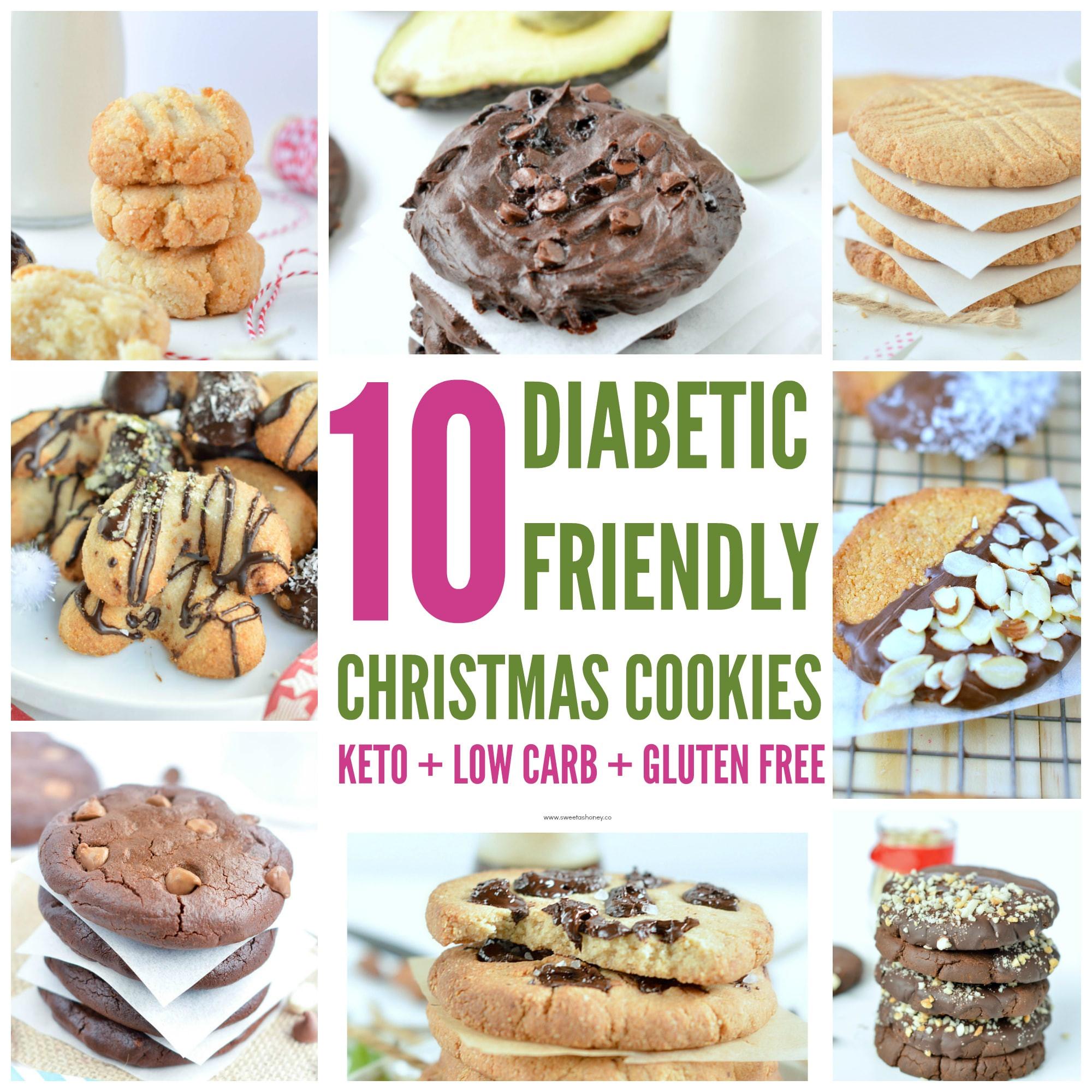 Sugar Free Christmas Cookie Recipes  Sugar Free Christmas Cookie Recipes For Diabetics