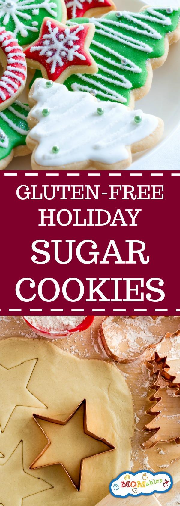 Sugar Free Christmas Cookie Recipes  Gluten Free Sugar Cookie Recipe