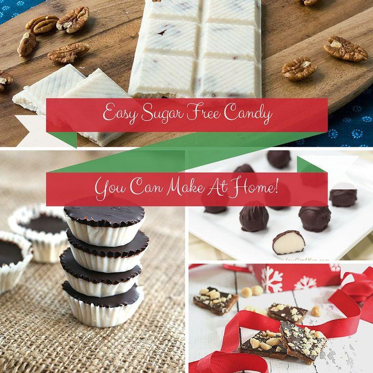 Sugarfree Christmas Candy  30 Sugar Free Christmas Can s You Can Easily Make At