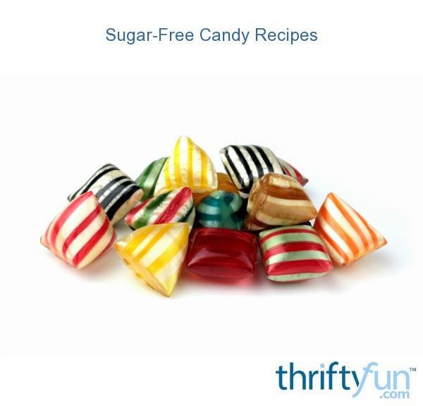 Sugarfree Christmas Candy  Sugar Free Candy Recipes