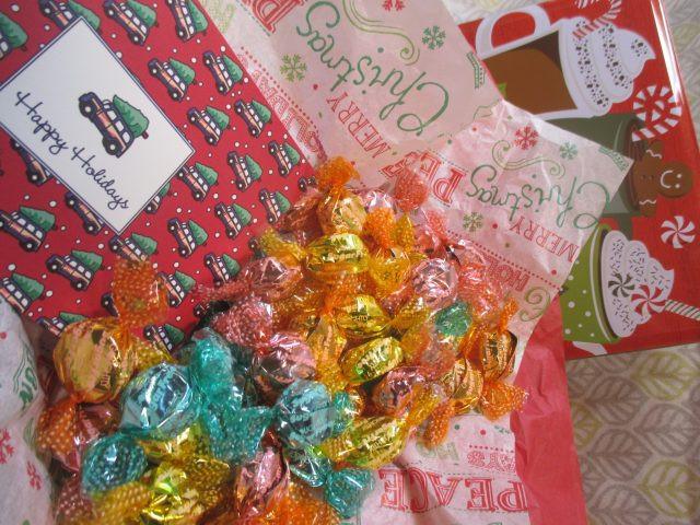 Sugarfree Christmas Candy  Sugar Free Holiday Candy Gift Tin
