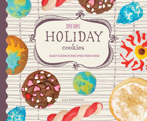 Super Easy Christmas Cookies  Super Simple Holiday Cookies Easy Cookie Recipes for Kids