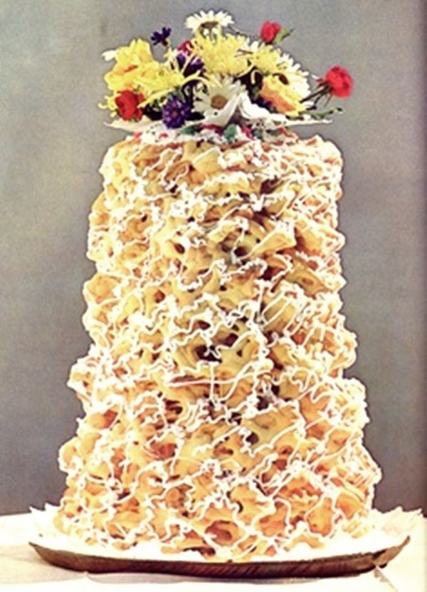 Sweden Christmas Desserts  Have you ever heard of Spettekaka It s a traditional