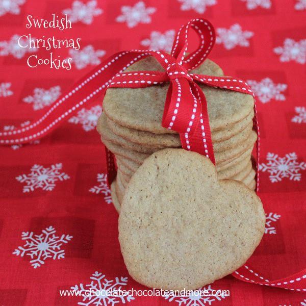 Swedish Christmas Cookies  Mexican Wedding Cookies Chocolate Chocolate and More