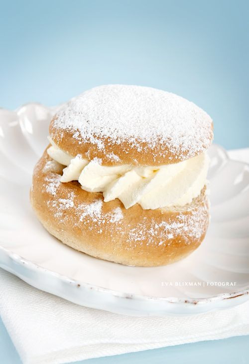 "Swedish Christmas Desserts  Swedish Desserts the swedish dessert ""Semla"""
