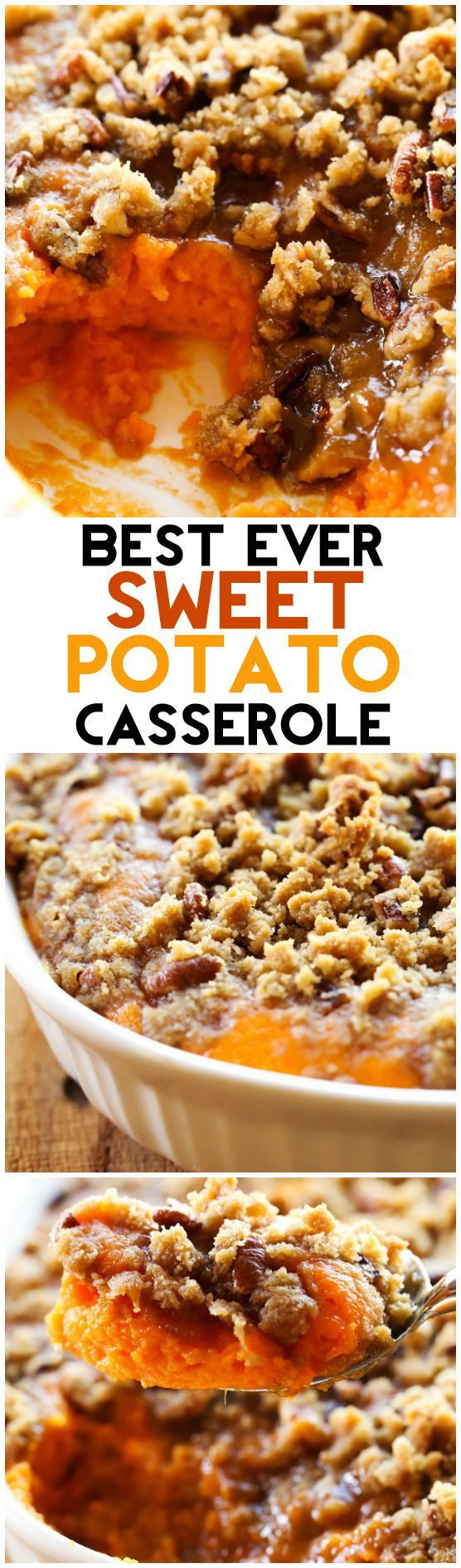 Sweet Potatoes Thanksgiving Side Dishes  Sweet Potato Casserole Thanksgiving Side Dish