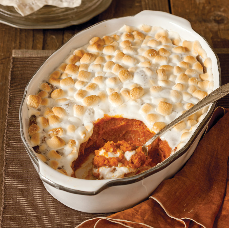 Sweet Potatoes Thanksgiving Side Dishes  5 of Our Favorite Thanksgiving Side Dishes