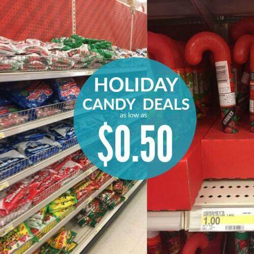 Target Christmas Candy  Tar Holiday Candy Deals