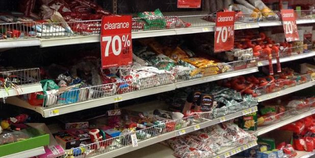 Target Christmas Candy  Tar After Christmas Clearance Now Up To f