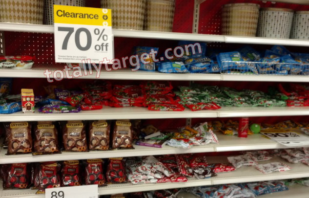 Target Christmas Candy  Tar Christmas Clearance Now Up To f
