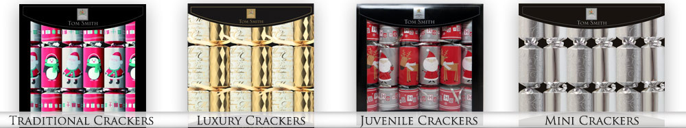 Target Christmas Crackers  Tom Smith Christmas Crackers Luxury and Traditional