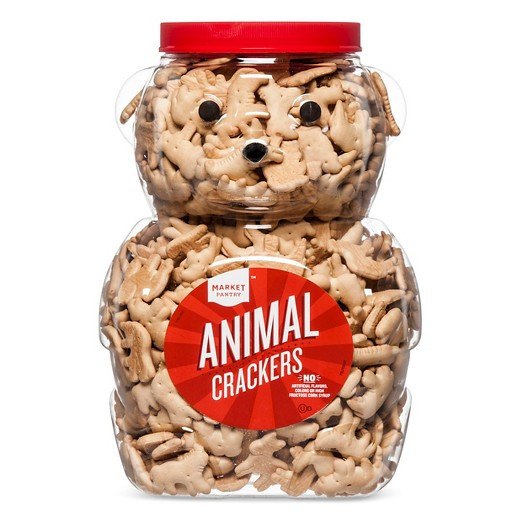 Target Christmas Crackers  Animal Crackers 46oz Market Pantry Tar