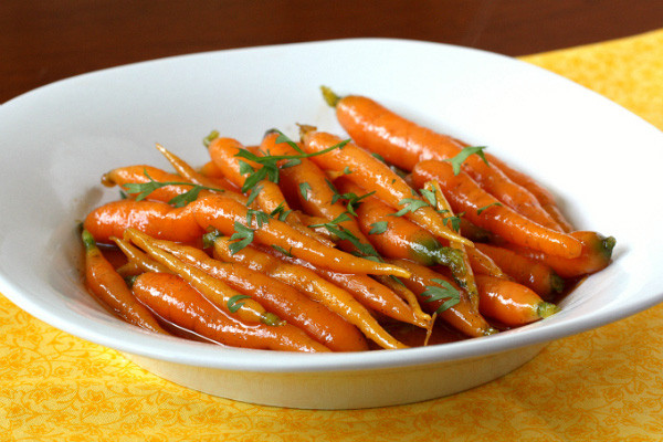 Thanksgiving Carrot Side Dishes  3 New Thanksgiving ve able side dishes