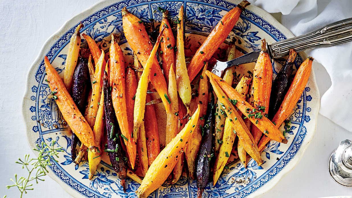 Thanksgiving Carrot Side Dishes  Honey Glazed Spiced Carrots Recipe Southern Living