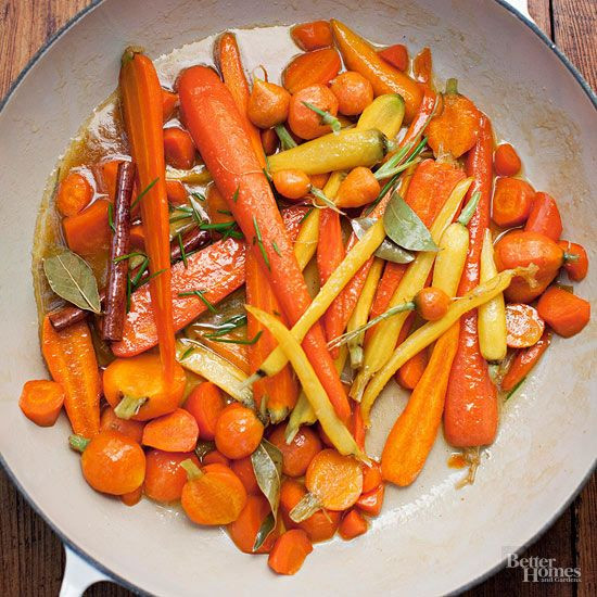 Thanksgiving Carrot Side Dishes  How to Cook Carrots