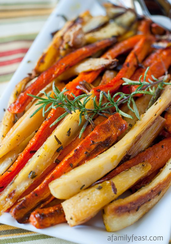 Thanksgiving Carrot Side Dishes  Thanksgiving Side Dishes The Idea Room