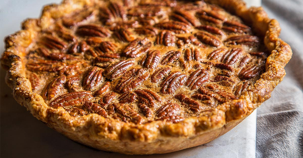 Thanksgiving Chocolate Pie  Recipe Chocolate Coffee Pecan Pie