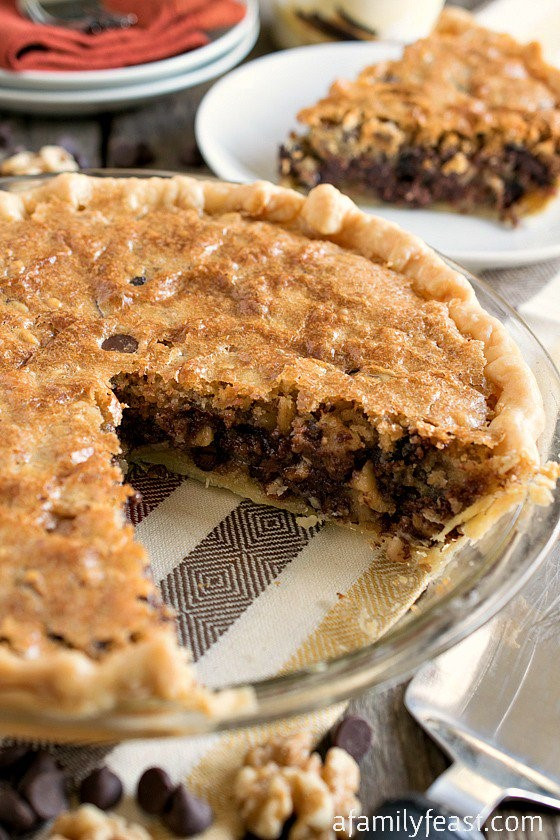 Thanksgiving Chocolate Pie  Thanksgiving Recipes r10 Thanksgiving Pies to be