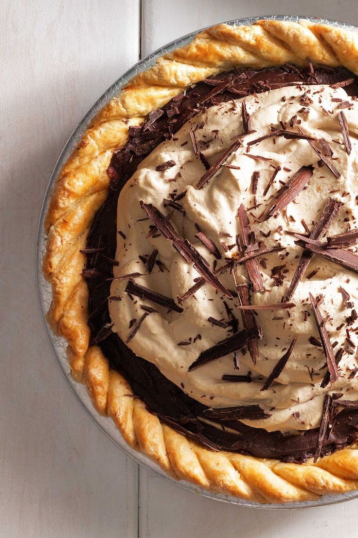 Thanksgiving Chocolate Pie  19 best images about Thanksgiving on Pinterest