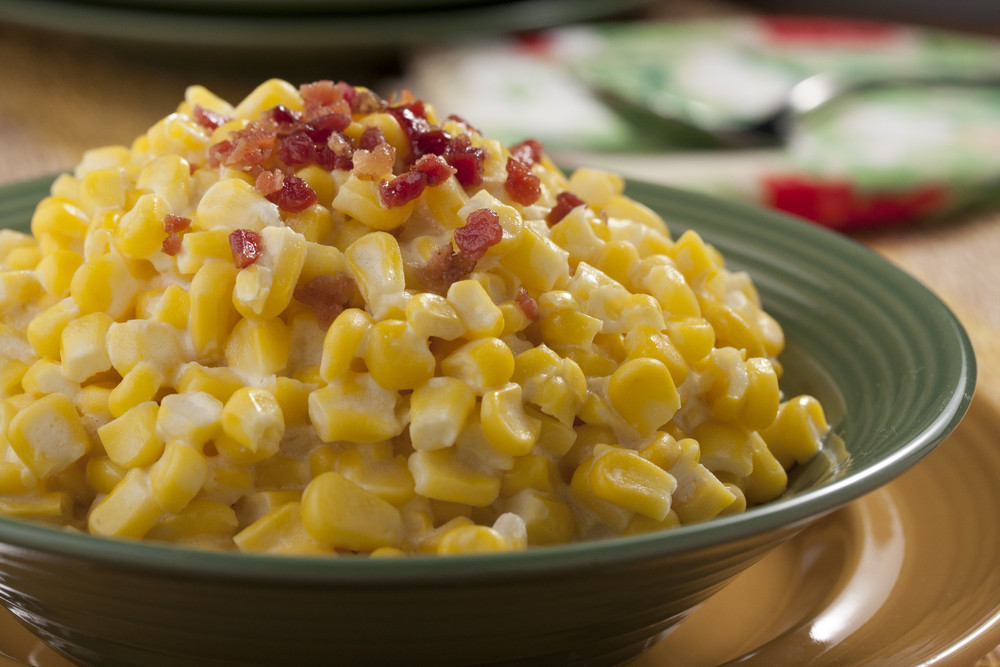 Thanksgiving Corn Recipes  Creamy Corn for a Crowd
