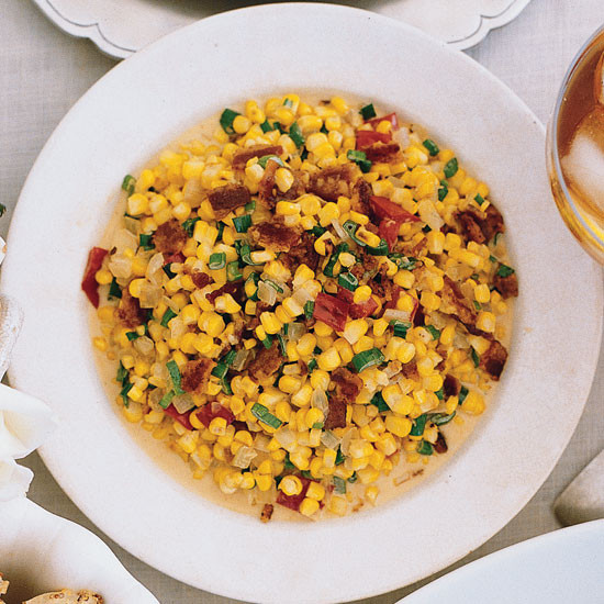 Thanksgiving Corn Recipes  Southern Thanksgiving Recipes