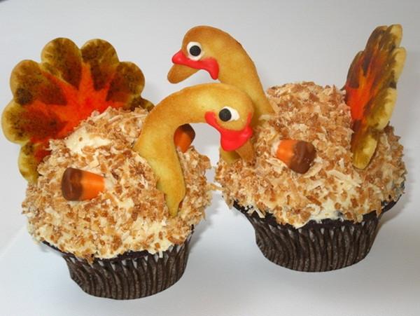 Thanksgiving Cupcakes Decorating Ideas  Taking the Cake Thanksgiving Cupcake Decorating Ideas