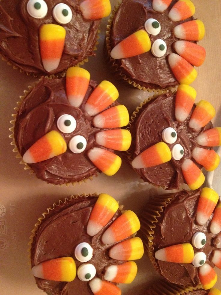 Thanksgiving Dessert Ideas  Thanksgiving Cupcakes s and for