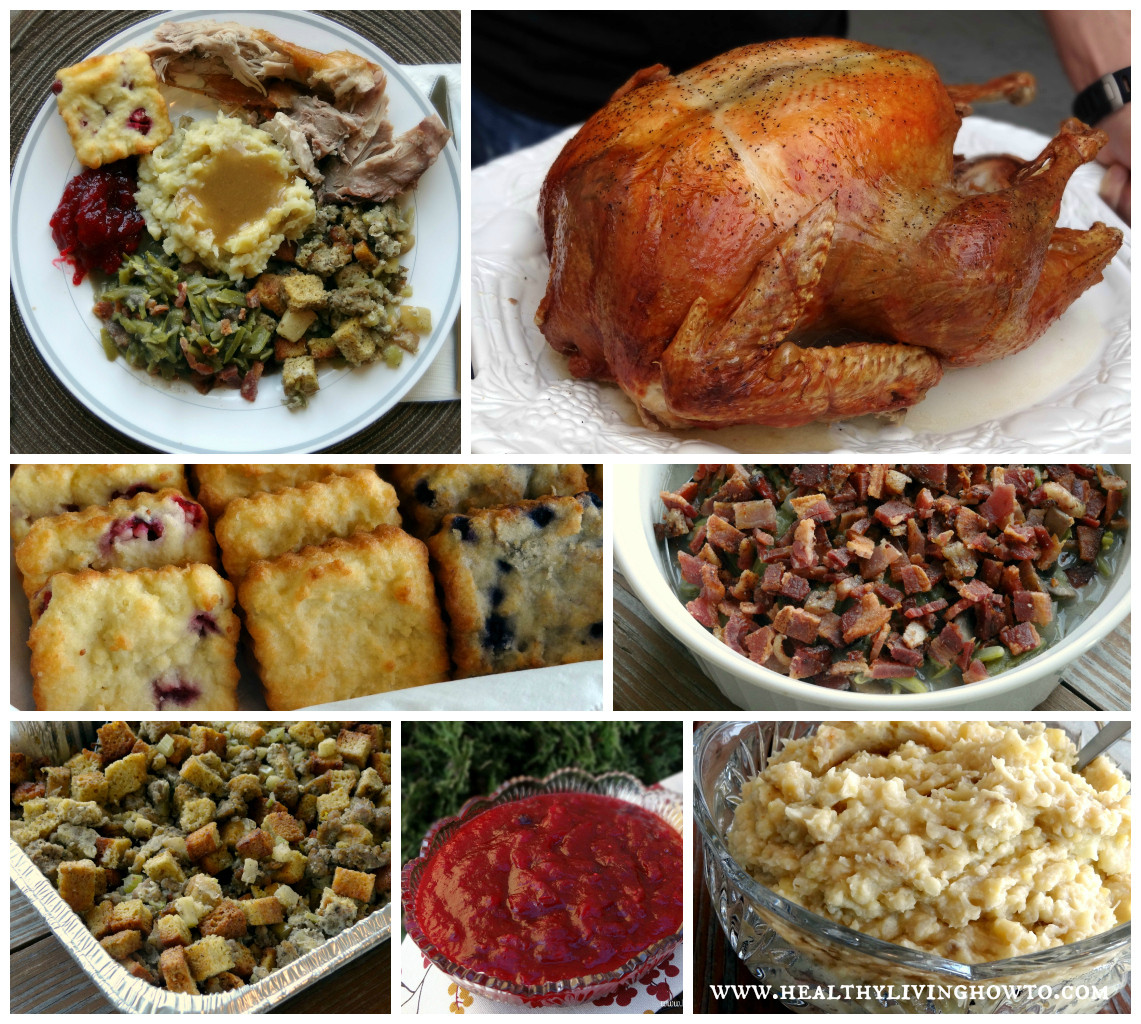 Thanksgiving Dinner Food  Healthy Thanksgiving 2012 Recipe Round Up Healthy