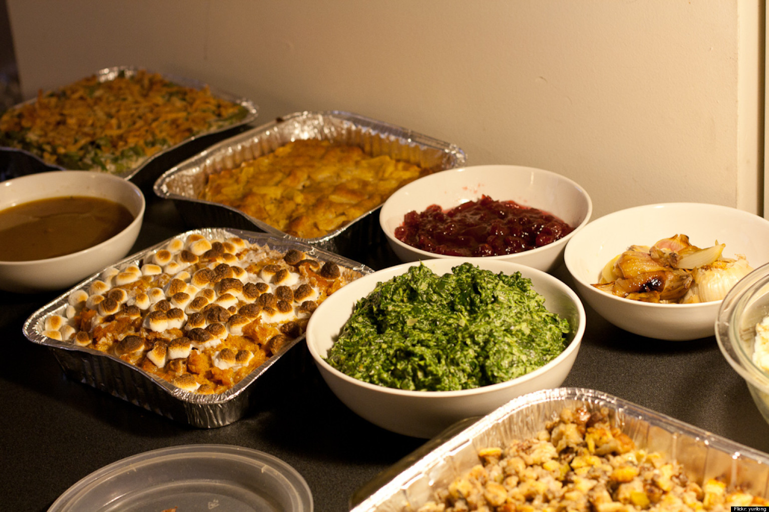 Thanksgiving Dinner Food  Healthy Thanksgiving Family Traditions