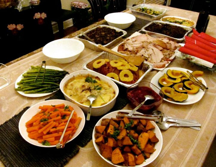 Thanksgiving Dinner Food  Happy Thanksgiving Dinner Ideas & Recipes Techicy