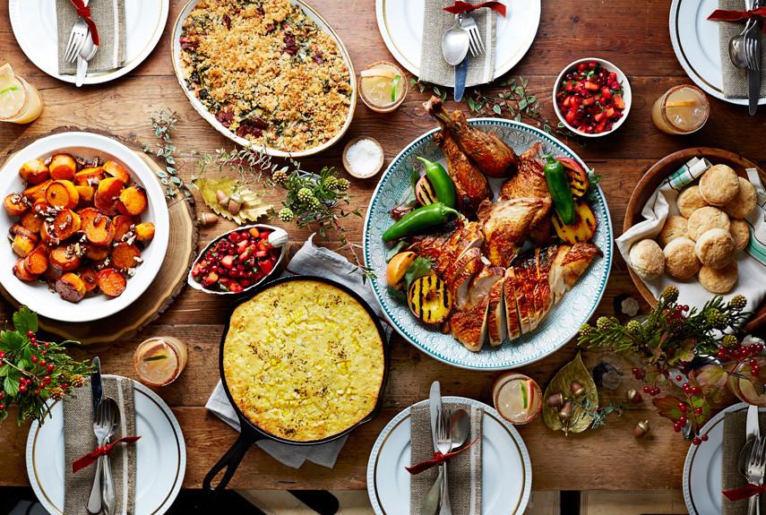 Thanksgiving Dinner Food  23 Thanksgiving Menu Ideas Thanksgiving Dinner Menu Recipes